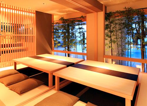花菖蒲食事画像