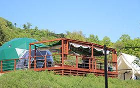 Relax&fun 森のグリーンドーム